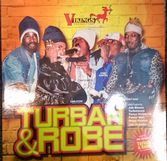 SALE ITEM - Various - Turban And Robe (Vikings) 2xLP